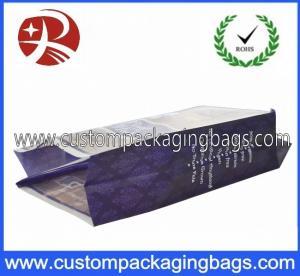 Buy cheap Biodegradable Custom Plastic Food Packaging Bags , Keep Food Fragrance from wholesalers