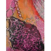 Quality hot sale print polyester scarf for sale