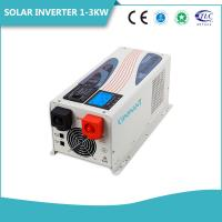 Quality Single Phase Solar Energy Inverter High Reliability Low Power Consumption for sale