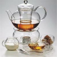 Buy cheap Glass Teapot from wholesalers