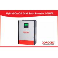 Best On / Off Grid 4kva 48v Most Efficient Solar Inverter With Mppt Solar Charge Controller wholesale