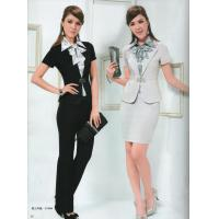 Women office uniform dresses images images of women for Office uniform design 2016