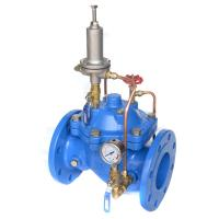 Quality Industrial  Pressure Sustaining And Relief Valve 500X Stable Performance for sale