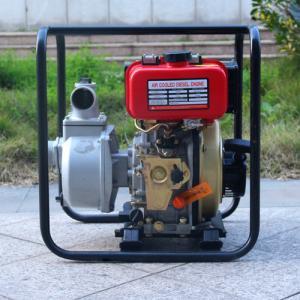 Quality 4 Inch type diesel agricultural irrigation Water Pump , diesel powered water pump for sale