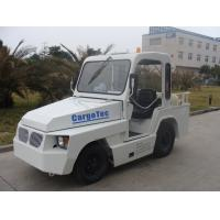 25 KN Draw Bar Pull Baggage Towing Tractor Automatic / Manual Transmission