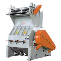Quality V Type PET Recycling Machine 50-500 Kg/H Output 380V With Air Press Controller for sale