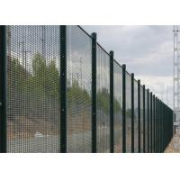 Quality V fold 358 high security fencing panels for sale