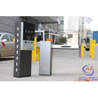 China Access Control System Automatic Over Heat Protection Boom Barrier Gate With Long Life And Card Reader on sale