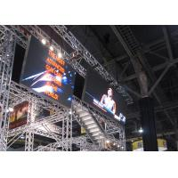 Best Light Weight Cabinet Indoor LED Screen For Exhibitions 1200cd/m2 wholesale