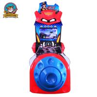 Quality Car Driving Racing Game Machine For Indoor Amusement Paly 120W for sale