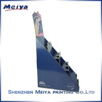 CMYK Cardboard counter display stands , lipsticks or perfumns point of sales display