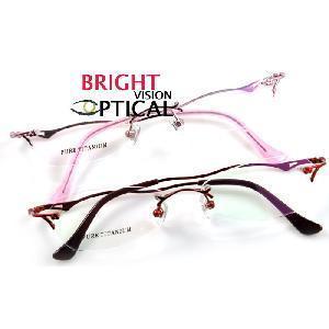 Quality Pure Titanium Optical Eyeglasses Frames 1023 for sale