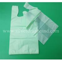 Best Custom  Biodegradable bag,Bio-Based T-Shirt Bag,Eco-Friendly bag,Wow!High quality,Low price wholesale