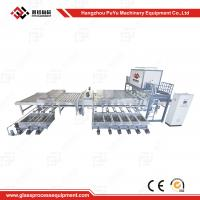 Best Solar Panel Manufacturing Equipment Solar Glass Production Line 3-8 mm Glass Thickness wholesale