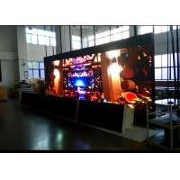 Quality P10 Large Outdoor Rental LED Display Screen for Event , Great waterproof for sale