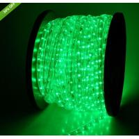 Best tree decorations 2 wire 13mm round led rope flex light strip wholesale