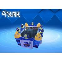 China Deep Sea Party Amusement Game Machines / Elegant Design Fishing Games For Kids on sale