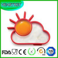 Quality Sunshine SKULL OWL RABBIT and the GUY Shaped Silicone Fried Egg Ring Mold Art Breakfast for sale