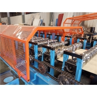 Quality Forge Steel Pillar Type IBR Roof Panel Roll Forming Machine for sale