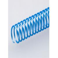 Quality PVC Spirals Binding Coil  Pitch 3:1 ,4:1, 2:1,5:1 Eco-friendly Materials for sale