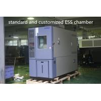Quality Low Noise Controlled Environment Chamber / Temperature Test Chambers For Automotive Parts for sale