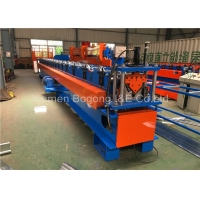 Buy cheap Round Metal Roofing Top Ridge Cap Roll Forming Machine from wholesalers