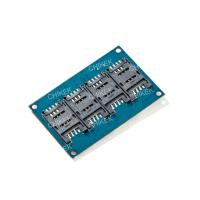Quality CPU card reader module with 4PSAM card socket, Contactless reader writer, ISO7816 standard for sale