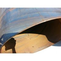 Quality Double-sided Submerged Arc DIN / API 5L Steel Pipe Spiral Welded , OD 159mm - 3340mm for sale