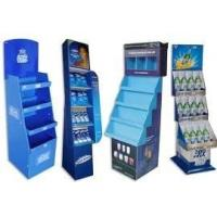 Best Customized foldable POS cardboard pallet displays, cardboard floor display wholesale