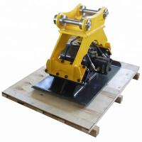 Quality High Efficiency Backhoe Plate Compactor For Hyundai R220 R250 Excavator for sale