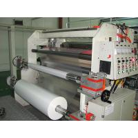 China PVC Banner Sheet Extrusion Line / Grid Hollow PP Sheet Making Machine on sale