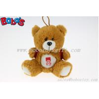 China 5.1 Promotional Products Teddy Bear Gifts With Printing Logo Backpack on sale