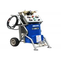 Quality Full Pneumatic Polyurethane Spray Machine 25Mpa Max For Exterior Wall Insulation for sale