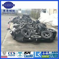 Quality Dia.4.5M Length 9M Pneumatic Rubber Fender-Aohai Marine Fittings Co., Ltd for sale