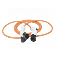Quality 15KW EV Charging Cable Leads For Automobile Flame Retardant for sale