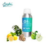 Quality Oil Soluble Pure Organic Essential Oils , Natural Scented Oils For Air Freshener for sale