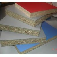 Quality Melamine Particle Board, Melamine Paper Faced Particle Board,1220*2440mm for sale