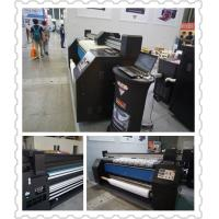 Best Roll To Roll Directly Print Cotton Fabric Material Printer With Pigment Ink wholesale