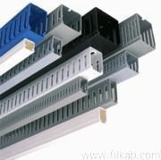 Quality Insulation flexible cable duct, plastic cable glands for floor trunking systems for sale