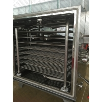 China 100kg Static Vacuum Tray Dryer For Chemical Polythene Materials for sale