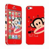 Quality Skin Sticker for iPhone 5 for sale