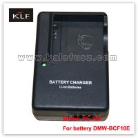 Quality camera charger DE-A60 for Panasonic camera battery BCF-10E for sale