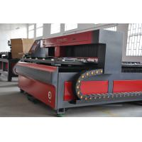 Quality High Efficiency Industrial Fiber Laser Cutter Compressed Air Blowing Cutting Condition for sale