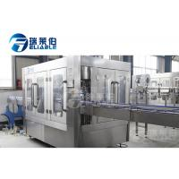 China Automatic Glass Bottling Equipment Sparkling Drink Filling Machine CE TUV SGS ISO on sale