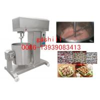 China Frequency conversion meat beater , meat ball machine on sale