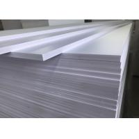 Buy cheap Water-prrof Durable White PVC Free Foam Board As Outdoor Cabinet Sheets from wholesalers
