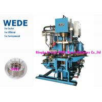 Buy Pressure Rotor Vertical Die Casting Machine For Rotor 4 Rotary Stations Cycle Time 8 Seconds at wholesale prices