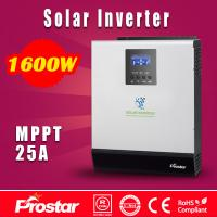 China Prostar PowerSolar 24V 1600 watt solar panel inverter for home solar system on sale