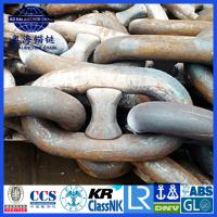 Quality 120mm Offshore Mooring chain-Aohai Marine China Largest Factory With IACS certification for sale
