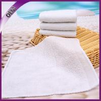 Quality hot sale white custom disposable airplane towel for sale